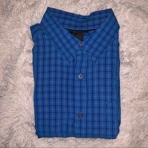 Marmot Shirts - Marmot XL Short Sleeve Button Down